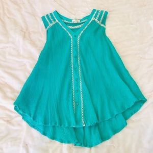 Umgee cute flowy blouse
